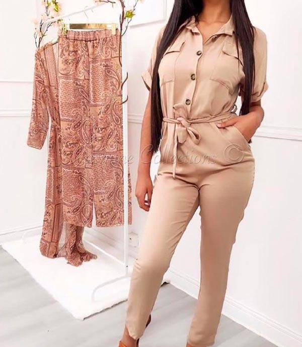 Vêtement pour femme à Toulouse et la combinaison Mina